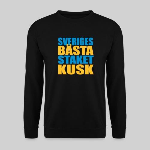 Sveriges bästa staketkusk! - Unisextröja