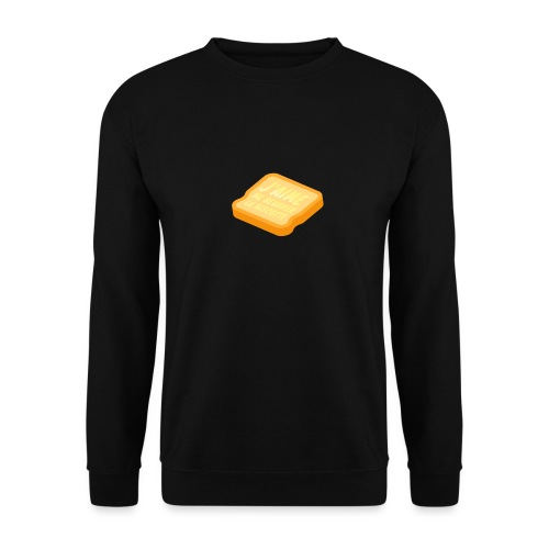 BISCOTTE - Sweat-shirt Unisexe