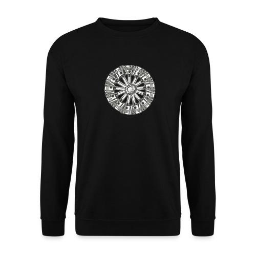 zuiger rol - Unisex sweater