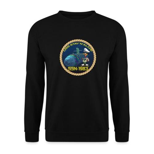 Command Badge SSN-1983 - Men's Sweatshirt