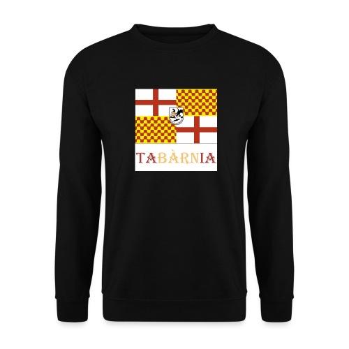 Bandera Tabarnia con escudo y nombre - Sudadera hombre
