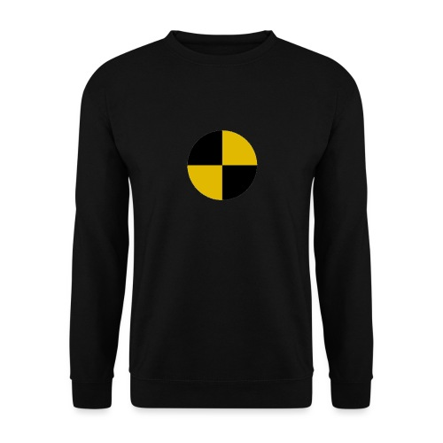 crash test - Men's Sweatshirt
