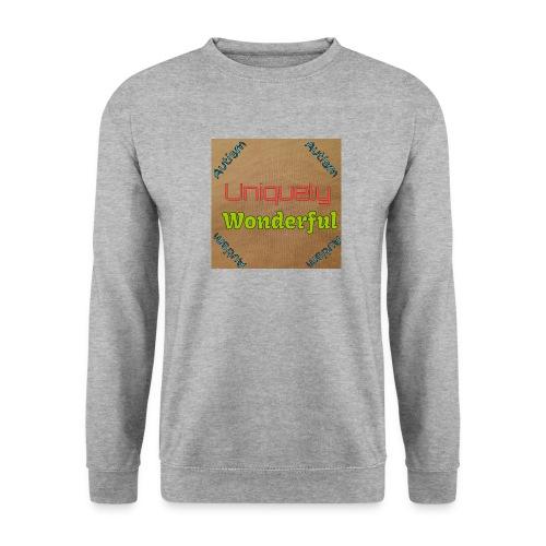 Autism statement - Men's Sweatshirt