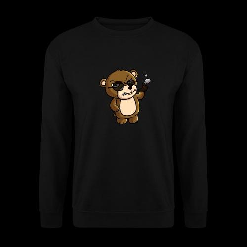 AngryTeddy - Men's Sweatshirt
