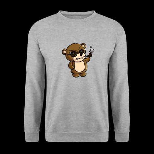 AngryTeddy - Unisex Sweatshirt
