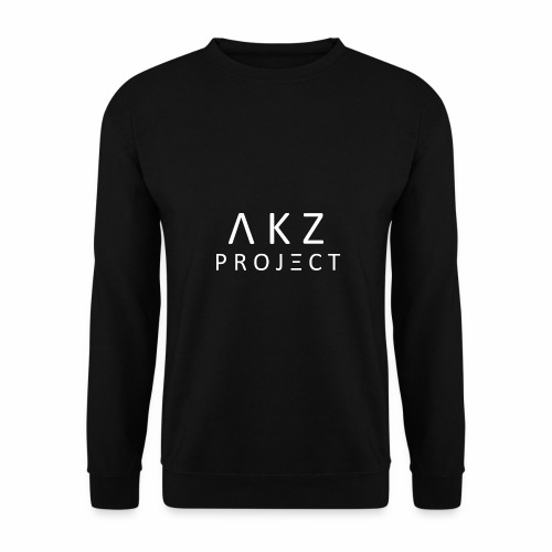 AKZ Project Titre complet - Sweat-shirt Homme