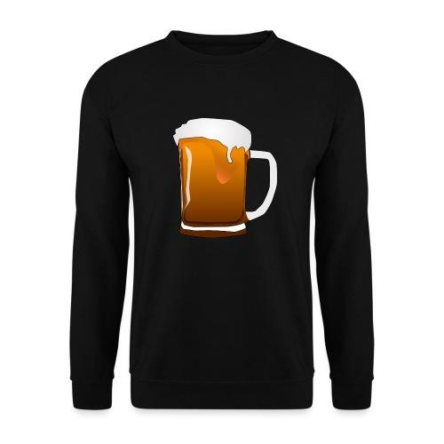 Cartoon Bier Geschenkidee Biermaß - Unisex Pullover