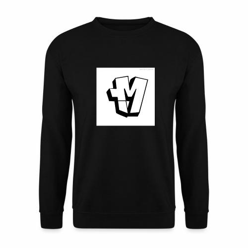 graffiti alphabet m - Unisex Sweatshirt