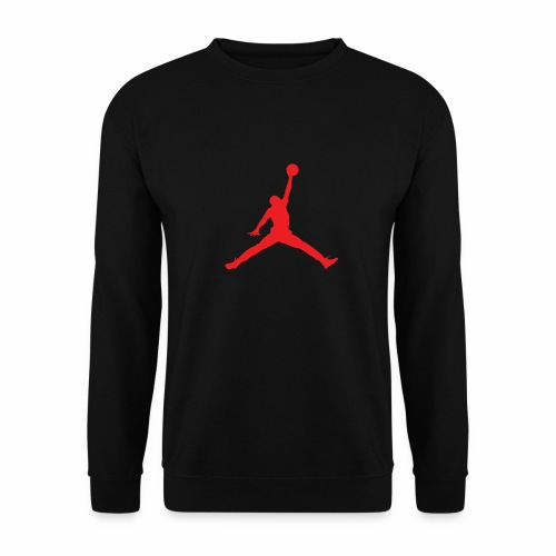 Méchant basket-ball - Sweat-shirt Unisexe