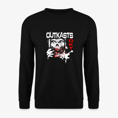 Outkasts Scum OKT Front - Unisex Sweatshirt