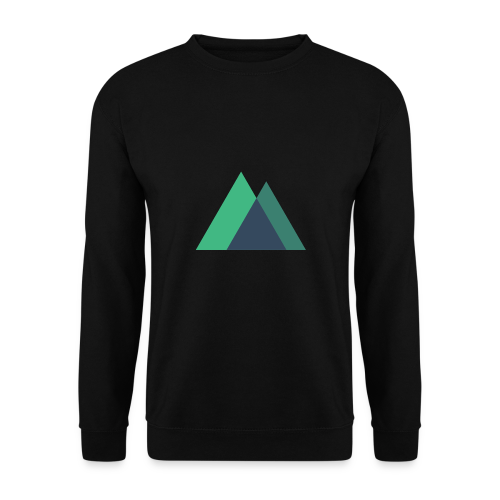 Mountain Logo - Men's Sweatshirt