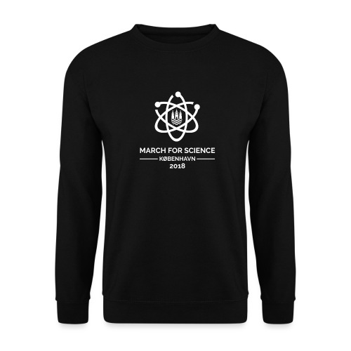March for Science København 2018 - Unisex Sweatshirt