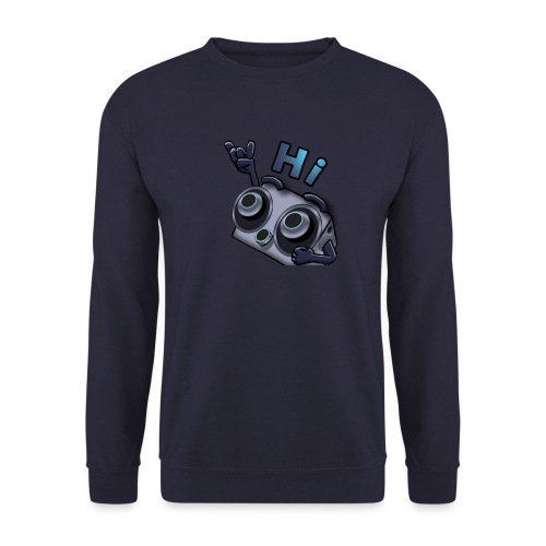 The DTS51 emote1 - Unisex sweater