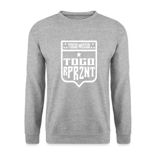 TOGO RPRZNT BLASON - Sweat-shirt Unisexe
