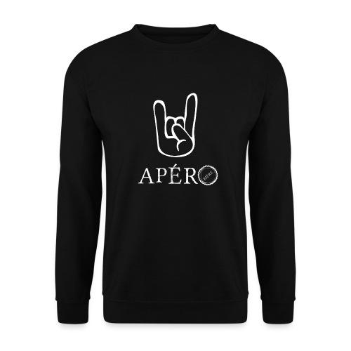rock and apéro - Sweat-shirt Unisexe