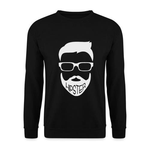 Hipster Bart Vollbart Mann Shirt Geschenk - Männer Pullover