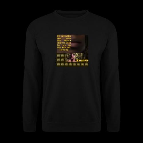 Misery Mobb Beware the Miserables - Men's Sweatshirt