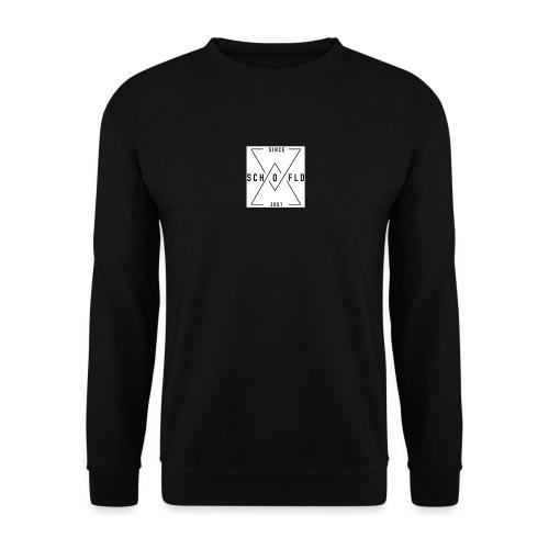 Ben Scho YT box logo - Unisex Sweatshirt