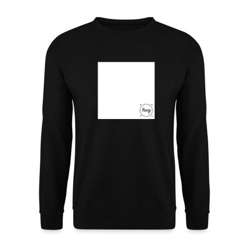 Trucy Weiß - Männer Pullover