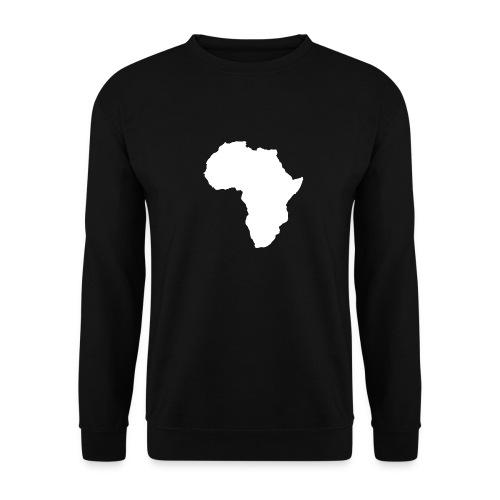 Africa Weiß - Männer Pullover