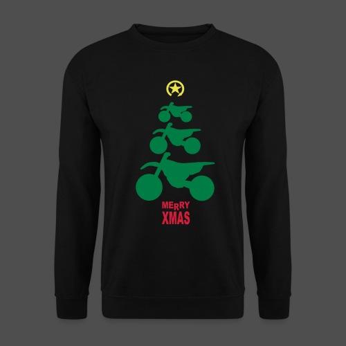 Merry Christmas - Frohe Weihnachten - Bluza męska