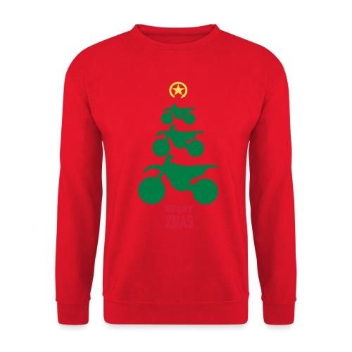 Merry Christmas - Frohe Weihnachten - Unisex Sweatshirt
