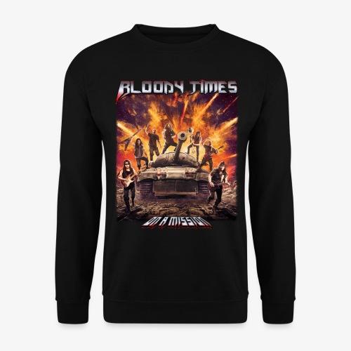 Bloody Times - On A Mission - Men's Sweatshirt