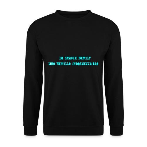 snatch family - Sweat-shirt Unisexe