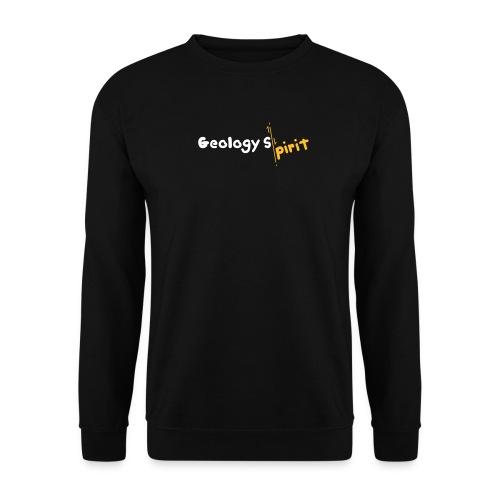 geology spirit - Sweat-shirt Unisexe