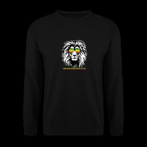 RASTA REGGAE LION - Männer Pullover