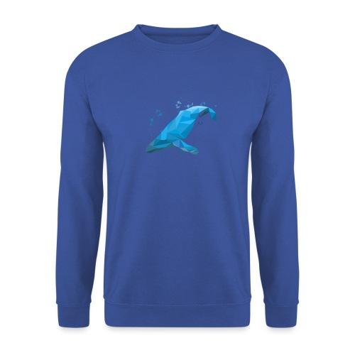 Wal Buckelwal Blauwal Naturschutz - Männer Pullover