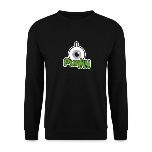 Punky Label (Color) - Sweat-shirt Unisex