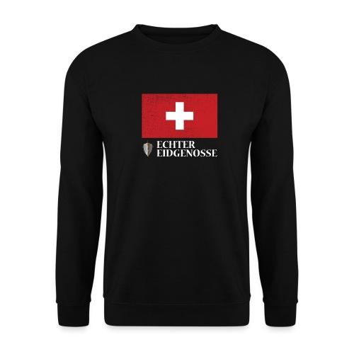 Echter Eidgenosse Schweiz - Unisex Pullover