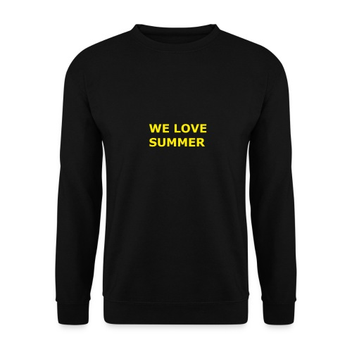we love summer - Unisex Pullover
