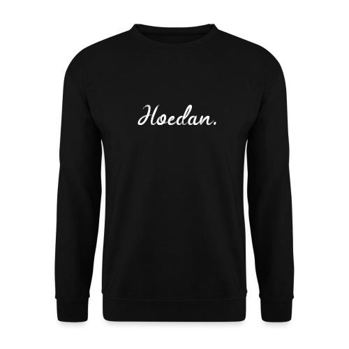 Hoedan - Unisex sweater