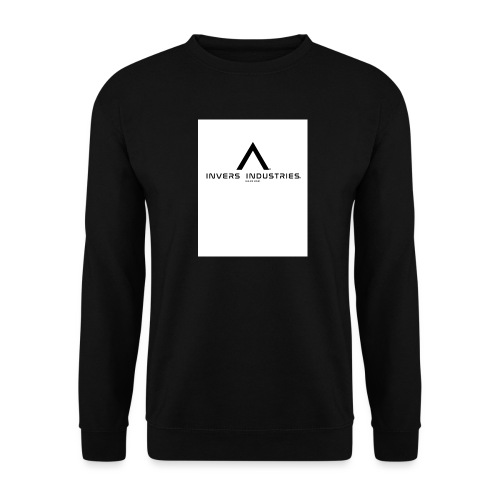 Invers Industries Full White - Unisex Sweatshirt