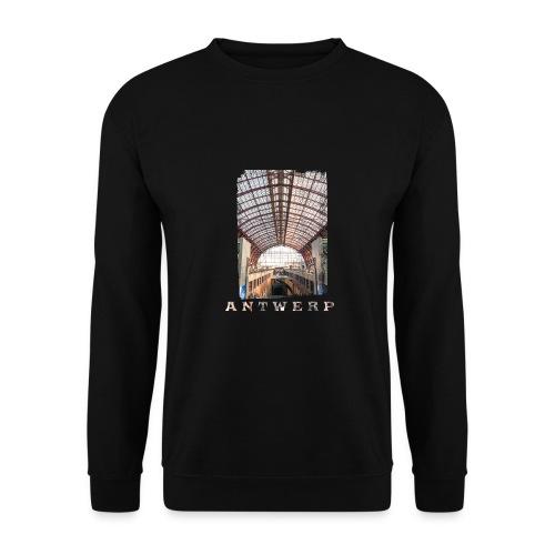 ANTWERP CENTRAL STATION - Unisex sweater