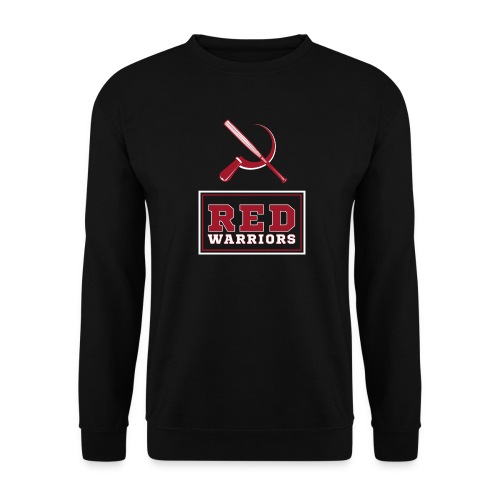 Red Warriors Logo2 - Sweat-shirt Unisexe