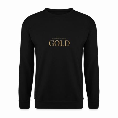 Schtephinie Evardson: Ultra Premium Gold Edition - Men's Sweatshirt