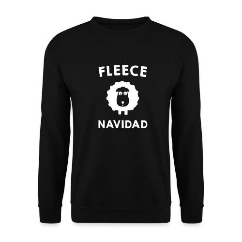 Foute Kersttrui Fleece Navidad 2016 - Mannen sweater