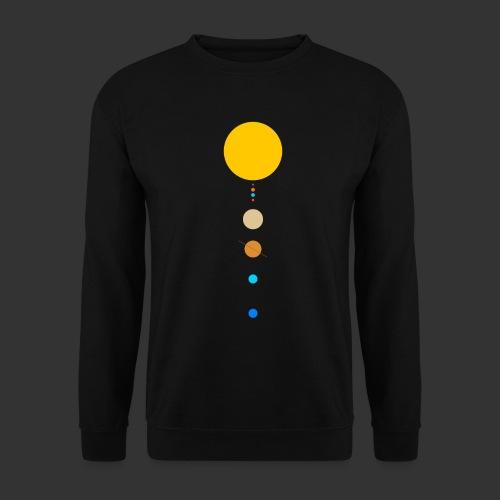 Solar System - Men's Sweatshirt
