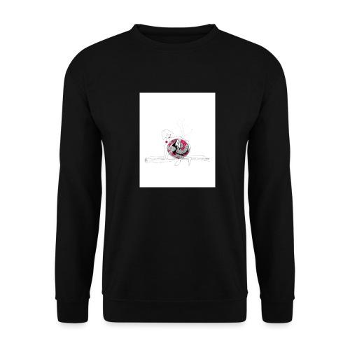 red lady - Unisex Sweatshirt