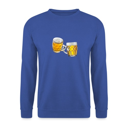 Boccali di birra - Felpa unisex