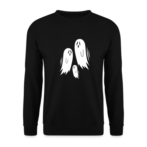 Ghost family - Sweat-shirt Unisex
