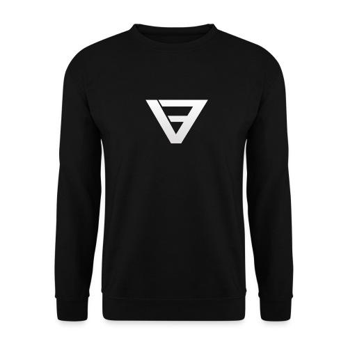 V9 Logo White - Unisex Sweatshirt