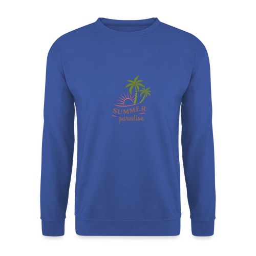 Summer paradise - Men's Sweatshirt