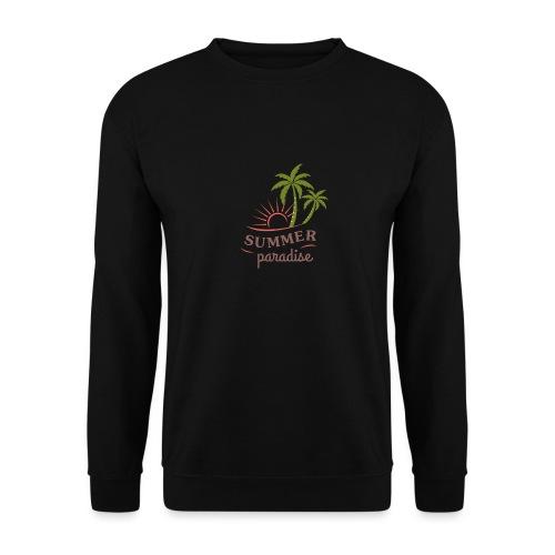 Summer paradise - Men's Sweatshirt