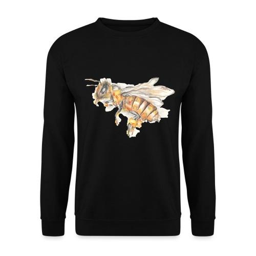 MG002 Bee | Honey | Save the Bees | Books bee - Men's Sweatshirt