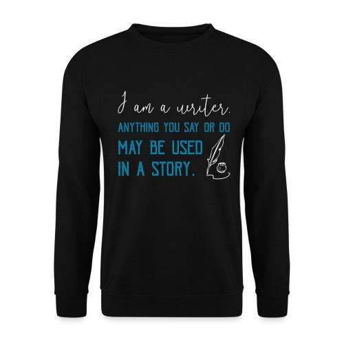 0268 Author | Writer | History | novel - Men's Sweatshirt