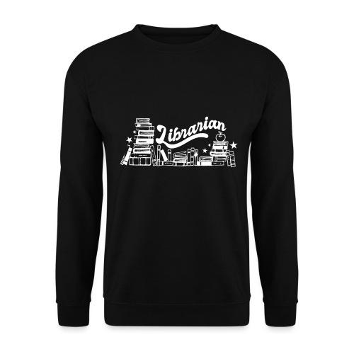 0323 Funny design Librarian Librarian - Men's Sweatshirt
